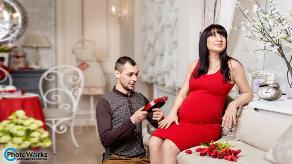 фотосъемка беременных киев photographing pregnant women