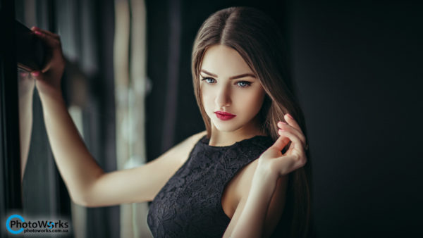 Фотосъемка в Студии Photographing in the Studio http://photoworks.com.ua